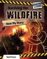 Omslag - Surviving the Wildfire: Hear My Story