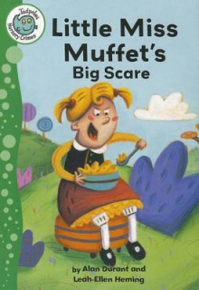 Little Miss Muffet's Big Scare av Alan Durant (Innbundet)