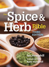 Omslag - The Spice and Herb Bible