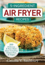 Omslag - 5 Ingredient Air Fryer Recipes 2018