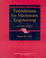 Foundations for Microwave Engineering av Robert E. Collin (Innbundet)