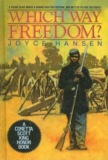 Which Way Freedom? av Joyce Hansen (Innbundet)