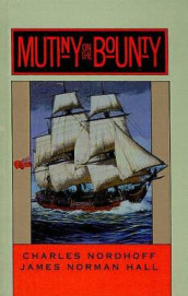Mutiny on the Bounty av James Norman Hall og Charles Nordhoff (Innbundet)