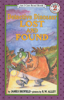 Detective Dinosaur Lost and Found av James Skofield (Innbundet)