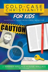 Omslag - Cold-Case Christianity for Kids