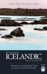 Omslag - Beginner's Icelandic with 2 Audio CDs