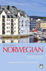 Omslag - Beginner's Norwegian with 2 Audio CDs