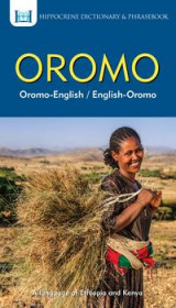 Omslag - Oromo-English/ English-Oromo Dictionary & Phrasebook