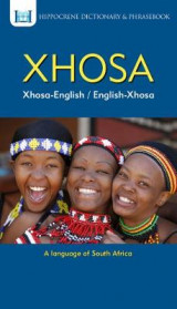 Omslag - Xhosa-English/ English-Xhosa Dictionary & Phrasebook