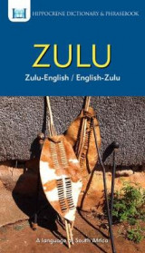 Omslag - Zulu-English/ English-Zulu Dictionary & Phrasebook