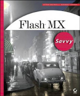 Omslag - Flash MX Savvy