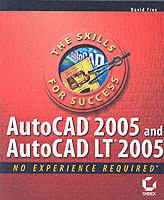 AutoCAD 2005 and AutoCAD LT 2005 av David Frey (Heftet)