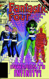 Fantastic Four Visionaries: John Byrne Vol.6 av Mike Carlin (Heftet)