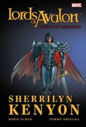 Lords of Avalon: Knight of Darkness av Robin Furth og Sherrilyn Kenyon (Innbundet)