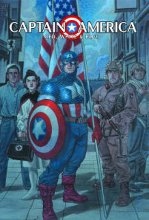 Captain America: Red, White & Blue av Bruce Jones, Paul Pope, Peter Kuper, Max Allan Collins, Evan Dorkin, Dan Jurgens og Jen Van Meter (Heftet)