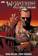 Omslag - Wolverine: Old Man Logan