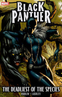Black Panther: Deadliest of the Species av Reginald Hudlin (Heftet)