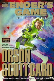 Ender's Game: Battle School (Innbundet)