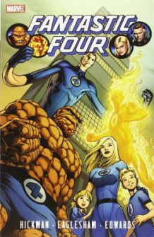 Fantastic Four By Jonathan Hickman Vol.1 (Heftet)