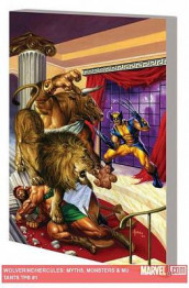 Wolverine/hercules: Myths, Monsters & Mutants av Frank Tieri (Heftet)