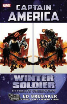 Captain America: Winter Soldier Ultimate Collection (Heftet)