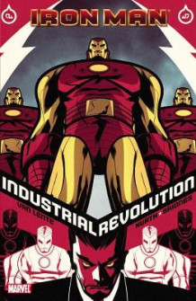 Iron Man: Industrial Revolution av Fred van Lente (Heftet)