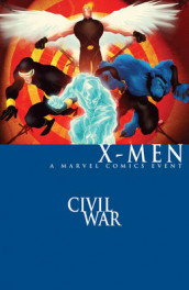 Civil War: X-men av Peter David, Marc Guggenheim og Humberto Ramos (Innbundet)