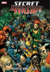 Secret Invasion av Brian M Bendis (Innbundet)