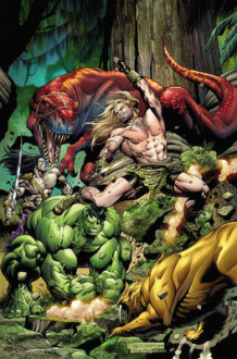 Incredible Hulks: Planet Savage av Greg Pak (Heftet)