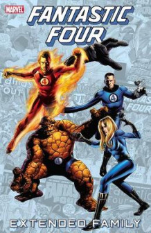 Fantastic Four: Extended Family av Stan Lee, Roy Thomas og John Buscema (Heftet)