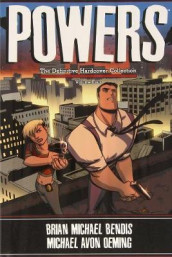 Powers: The Definitive Collection Vol 4 av Brian M Bendis og Michael Avon Oeming (Innbundet)