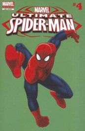 Marvel Universe Ultimate Spider-man Comic Reader 4 av Frank Tieri (Heftet)