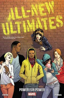 All-New Ultimates Volume 1: Power for Power av Michel Fiffe (Heftet)