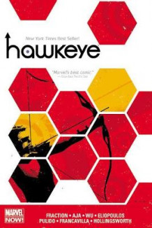 Hawkeye Volume 2 (Oversized) av Matt Fraction (Innbundet)