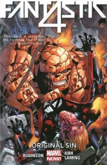Fantastic Four Volume 2: Original Sin av James Robinson (Heftet)