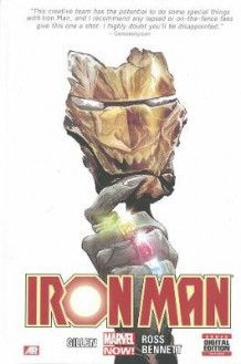 Iron Man: Rings of the Mandarins (Marvel Now) Volume 5 av Kieron Gillen (Innbundet)