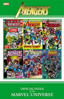 Avengers Official Index To The Marvel Universe av Marvel Comics (Heftet)