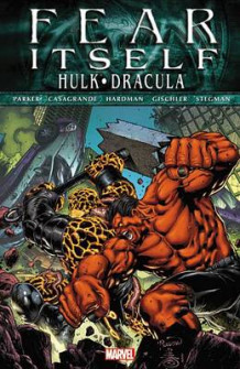 Fear Itself: Hulk/Dracula av Jeff Parker (Heftet)
