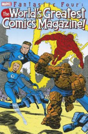 Fantastic Four The World's Greatest Comics Magazine av Erik Larsen og Eric Stephenson (Innbundet)