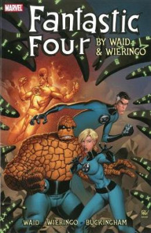 Fantastic Four Ultimate Collection Book 1 av Mark Waid (Heftet)
