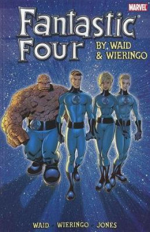 Fantastic Four Ultimate Collection: Book 2 av Mark Waid (Heftet)