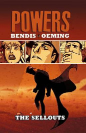 Powers - Vol. 6: The Sellouts av Brian M Bendis (Innbundet)