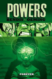 Powers - Vol. 7: Forever av Brian M Bendis (Innbundet)