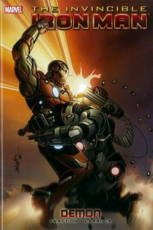 Invincible Iron Man: Demon Vol. 9 av Matt Fraction (Innbundet)