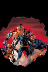 Omslag - Astonishing X-Men: Ultimate Collection Vol. 1