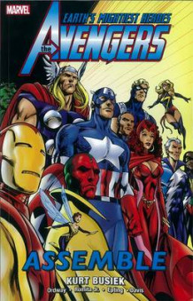 Avengers Assemble - Vol. 4 av Kurt Busiek (Heftet)