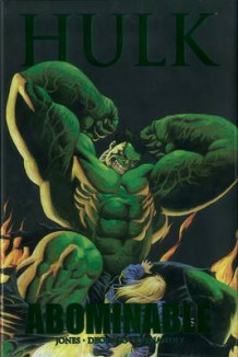 Hulk: Abominable av Bruce Jones (Innbundet)