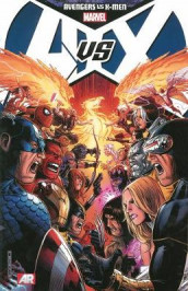 Avengers Vs. X-men av Brian M Bendis, Ed Brubaker og Matt Fraction (Heftet)