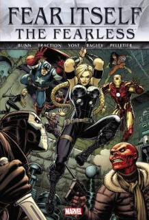 Fear Itself: Fearless av Matt Fraction, Cullen Bunn og Christopher Yost (Heftet)