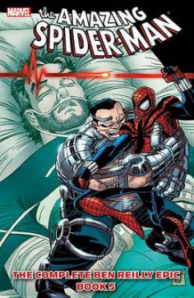Spider-man: The Complete Ben Reilly Epic Book 5 av Tom Defalco, Todd Dezago og Ron Frenz (Heftet)